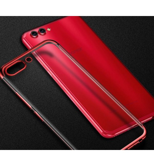 Huawei P20 case Slim Bumper Soft Clear TPU Gel Back Cover Case