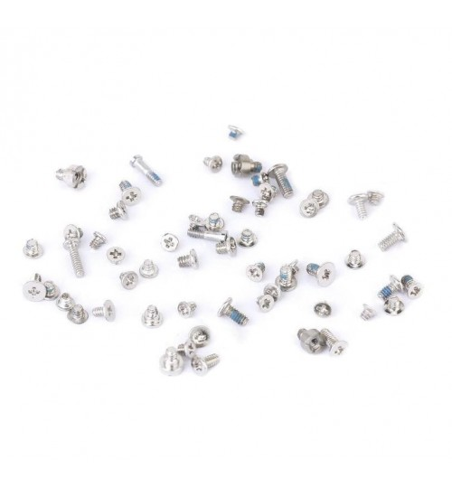 Full Screws Pack Replacement Parts for iPhone 5S WHITE
