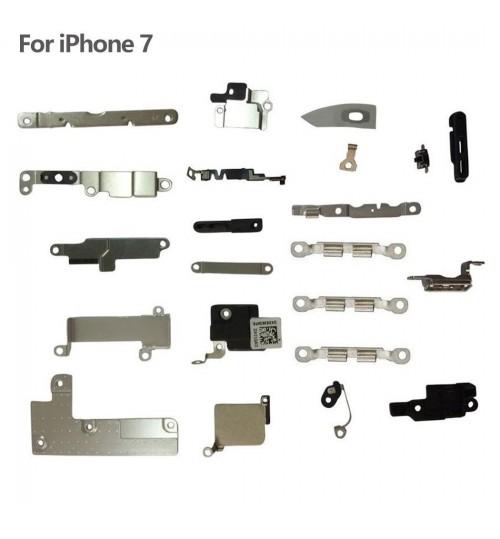 Replacement Full set Metal Parts For Iphone 7G Repair Kit Set