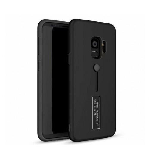 GALAXY S9 Plus Hybrid Protective Case Cover