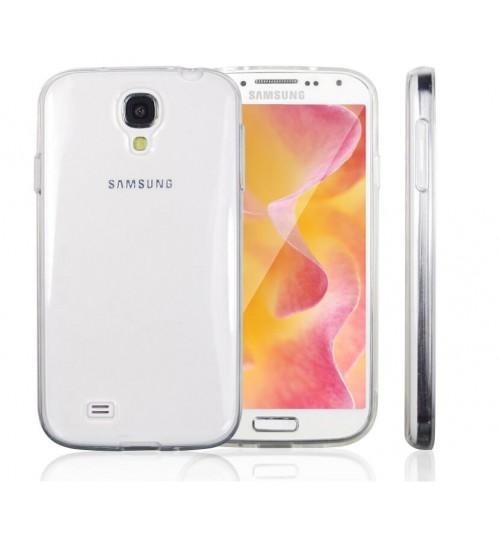 Galaxy S4 Case Clear Gel Ultra Thin case Samsung