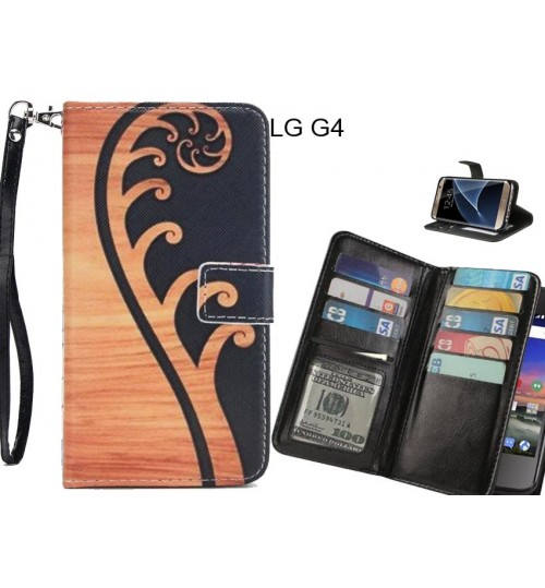 LG G4 Case Multifunction wallet leather case