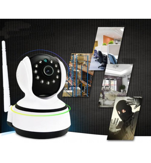 Wireless Camera Baby Monitor Night Vision IP Camera 720P