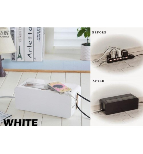 Cable Organiser Storage Box