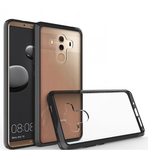Huawei Mate 10 PRO  case bumper  clear gel back cover