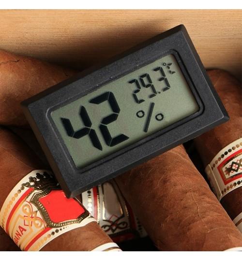 LCD Thermometer Hygrometer Digital
