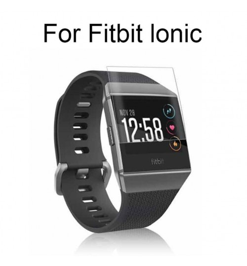 Fitbit Ionic Full Cover Screen Protector Film Protect