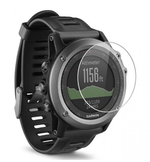 Garmin Fenix 5 Watch Screen Protector 37.2mm
