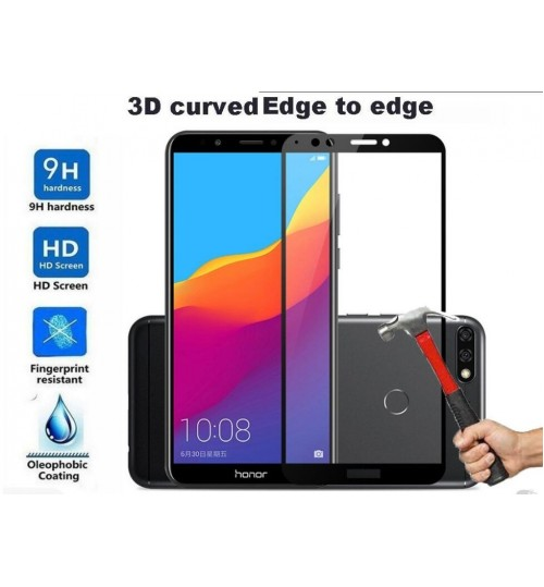 Huawei Y6 2018 Tempered Glass Screen Protector