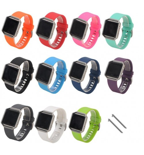 Fitbit Blaze Silicone Watch Band