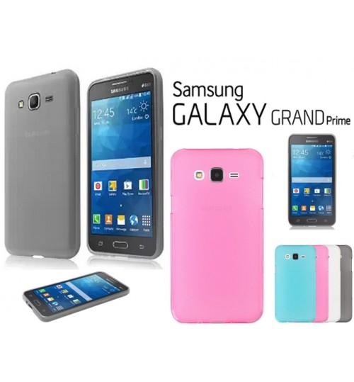 Galaxy J2 Prime case TPU Soft Gel Case+Pen
