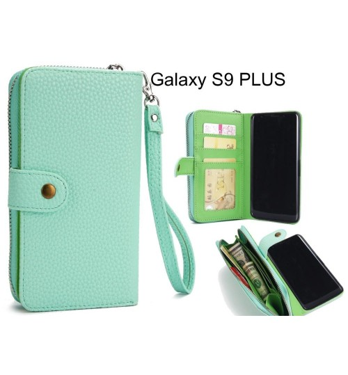 Galaxy S9 PLUS coin wallet case full wallet leather case