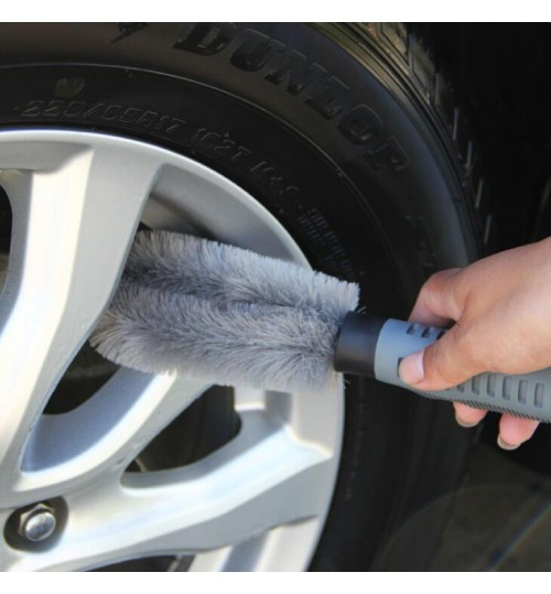 Car Wheel Wash Brush
