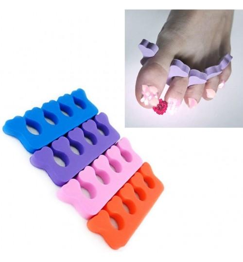 Soft Finger Toe Separator Nail Art Salon