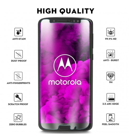 MOTO G6 Tempered Glass Screen Protector