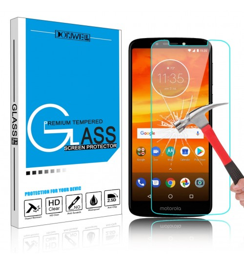 Moto E5 Tempered Glass screen Protector 0.26mm 2.5D 9HD