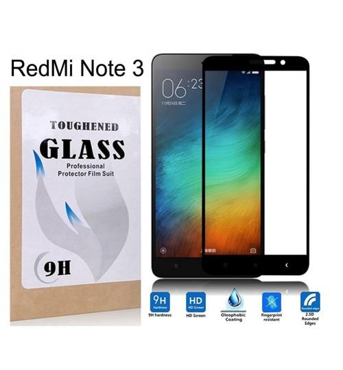XiaoMi Mi Note 3 full screen Tempered Glass Screen Protector