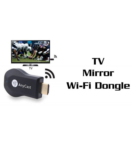 HDMI 1080P AnyCast M2 Plus WiFi Display Dongle Receiver DLNA Easy Sharing UF