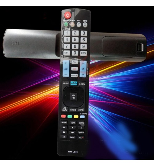 Remote Control for LG Smart 3D LCD LED HDTV TV