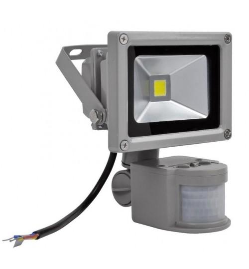 Motion Sensor Outdoor White LED Flood Light -20W