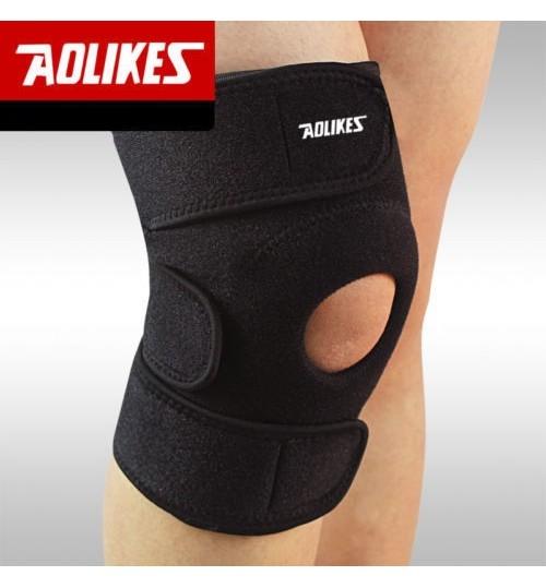 Knee Brace Fastener Support