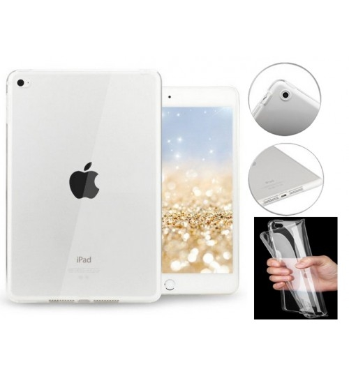 iPad 1/2/3/4 TPU Clear Gel Ultra Thin Case