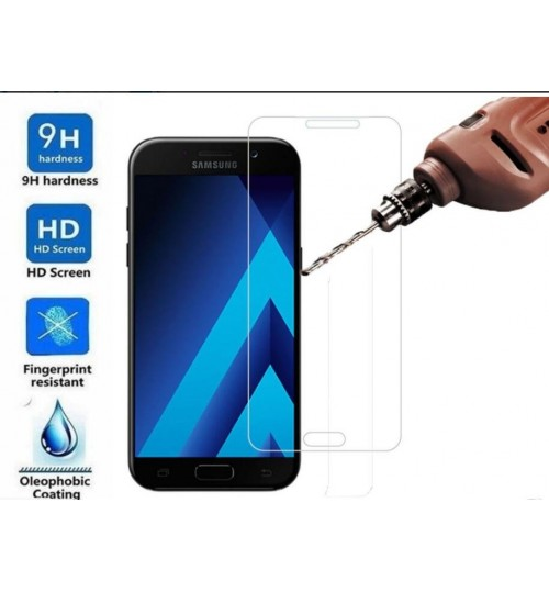 Galaxy J4 Tempered Glass Screen Protector