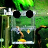Floating Fish Tank 3 in1 Aquatic Fish Breeding Tank Incubator