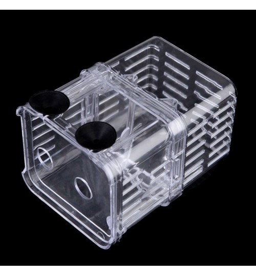 Floating Fish Tank 3 in1 Aquatic Fish Breeding Tank Incubator