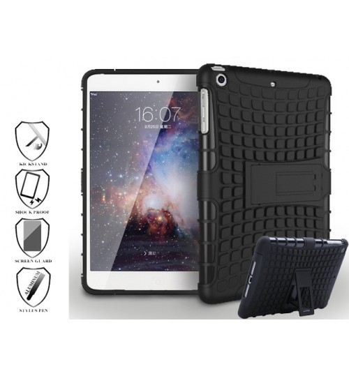 iPad mini 123 case impact proof HV duty kickstand