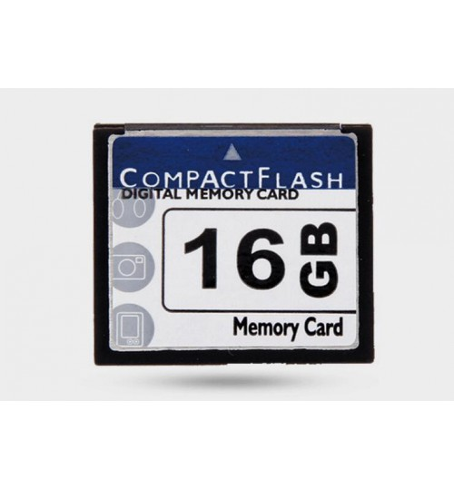 16GB Compact Flash Memory Card
