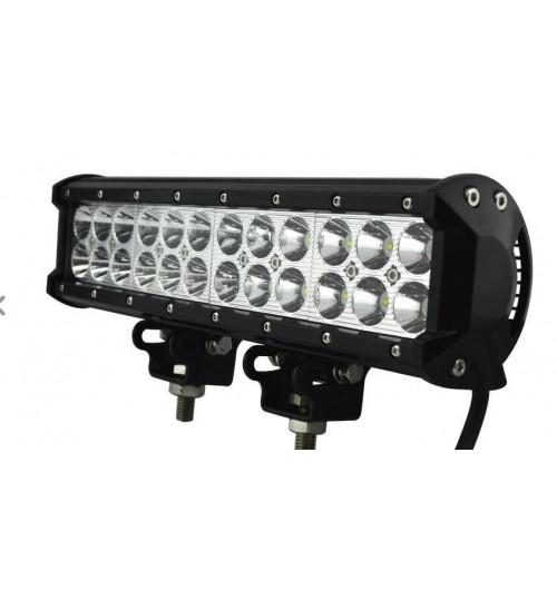 72W LED WORK LIGHT BAR CREE LED COMBO BEAM 4X4 RB