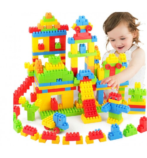 Building Blocks Stacking Toys Set 135-Piece