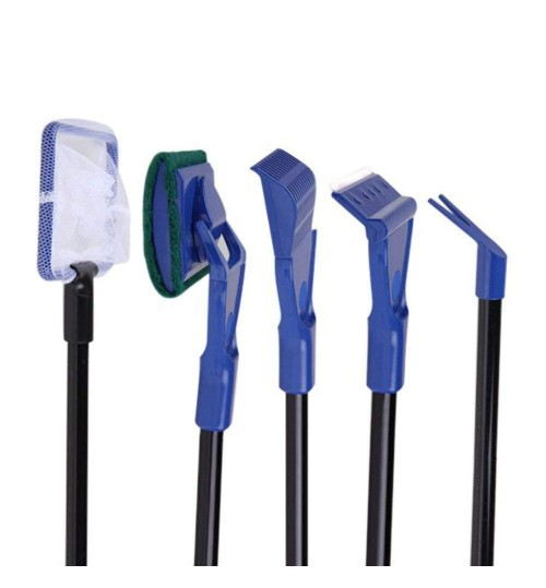 Aquarium cleaning set 5 IN 1