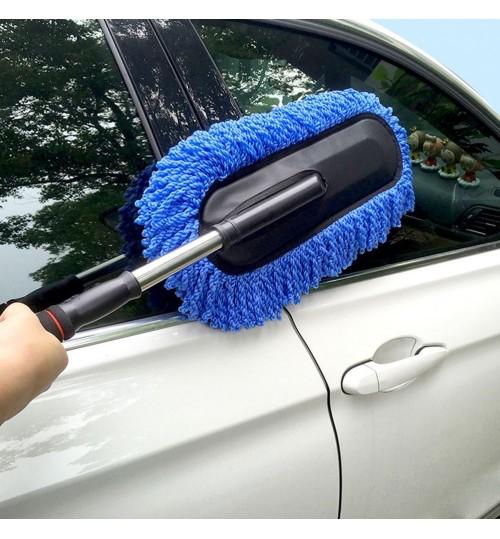 Car Duster Microfiber Brush Mop