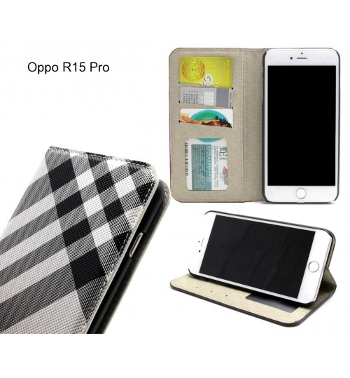Oppo R15 Pro  case wallet Leather case