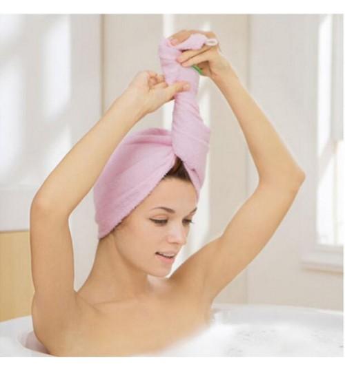 Fast Dry Hair Towel