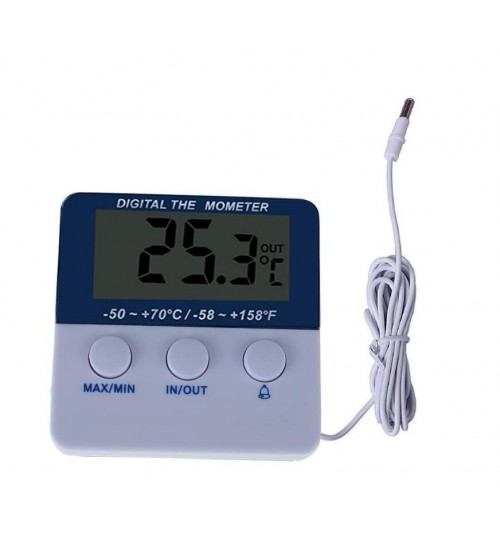 Fridge Freezer Alarm Thermometer