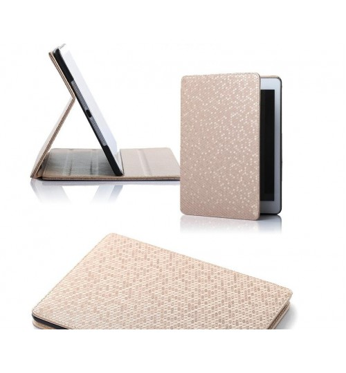 iPad 2 3 4 luxury fine leather wallet case cover