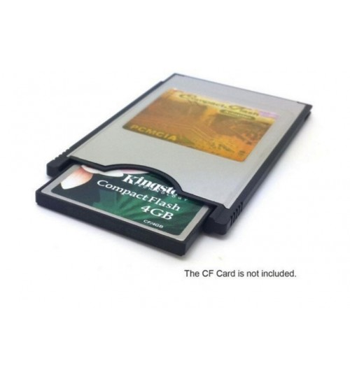 PCMCIA Compact Flash CF Card Reader Adapter - Mercedes Benz S E C GLK Class