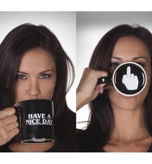 Coffee Mug Have A Nice Day