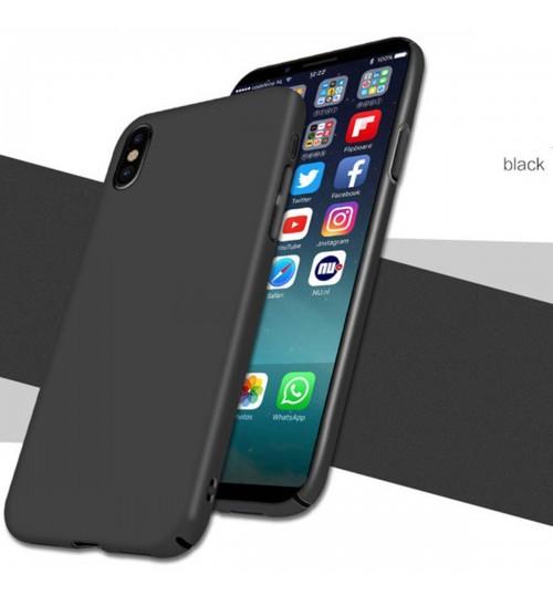 Iphone XS case Slim hard case +Pen