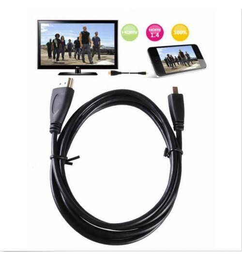 Micro HDMI To HDMI Cable For GoPro Hero 3 3+ 4 5