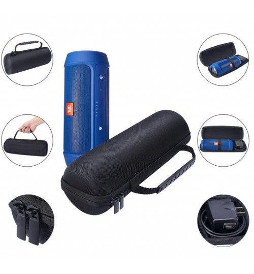 Jbl charge2/2+ Bluetooth speaker carry Case with handle & strap