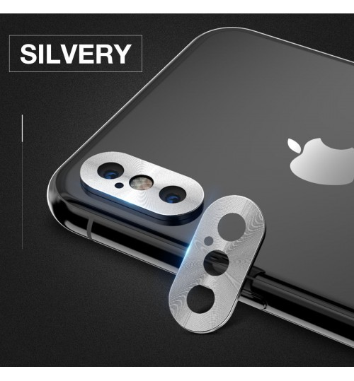 iPhone XS Camera Lens  Aluminum Protector Cover