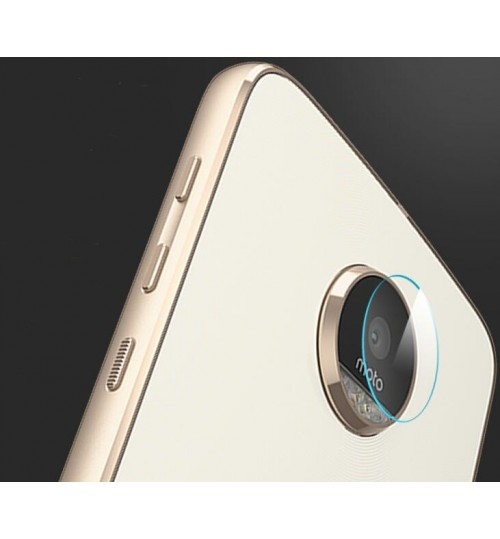 Moto G5S camera lens protector tempered glass 9H hardness HD