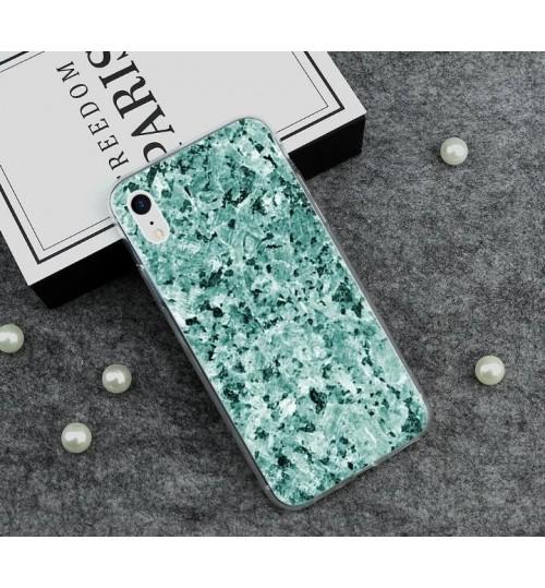 iPhone XS Max Case Printed Soft Gel TPU Case