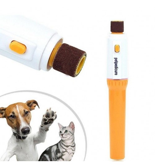 Trimmer Electric Tools pets Puppy Clipper Claw Toe Nail pedicure Grinder