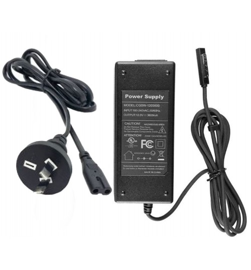 Microsoft Surface PRO  Charger  Surface PRO 2 Charger 12V 3.6A