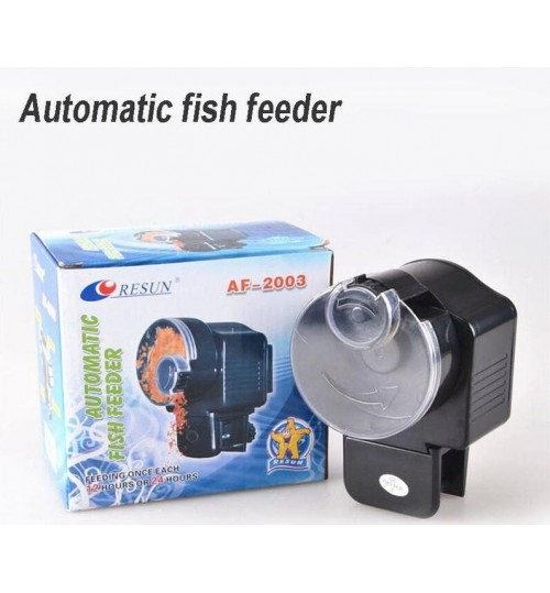 Aquarium Automatic Auto Fish Food Feeder AF-2003